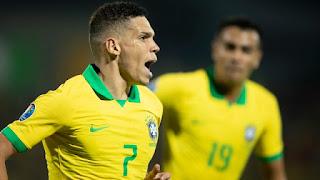 Brasil carimba passaporte para as Olimpiadas de Tóquio 2020
