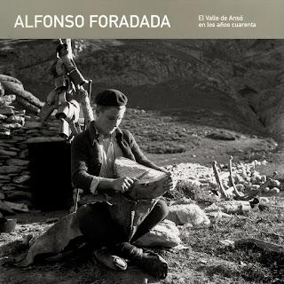 El Valle de Ansó en los años 40, libro de Alfonso Foradada