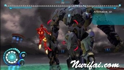 Iron Man PSP PPSSPP