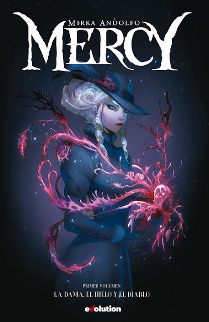 Mercy Vol.1 La dama, el hielo y el diablo
