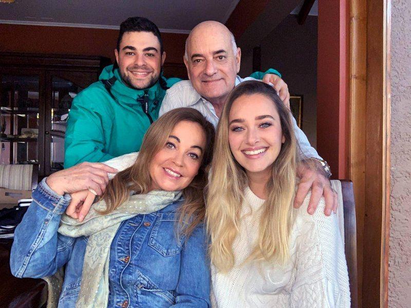 Daniela Nicolás cuenta cómo volvió con los papás por la crisis