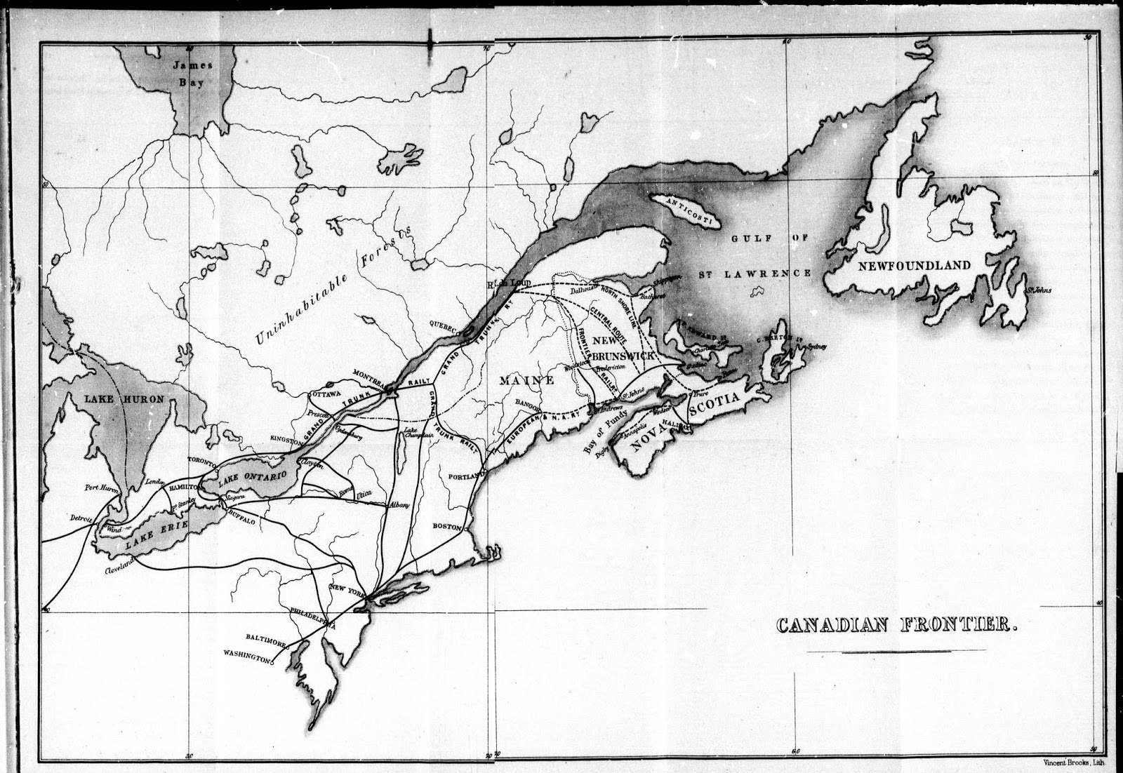 Map Of Canada Confederation.Genealogy Beyond The Bmd 150 Years Of Confederation