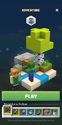 Minecraft Earth Game For Android on Apcoid.com