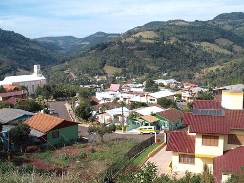 Xavantina - Cidade de Santa Catarina
