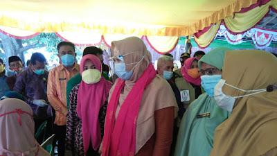 Launching Posyandu Keluarga Terintegrasi Bank Sampah di Bima, Wagub Minta Kader Lebih Berperan