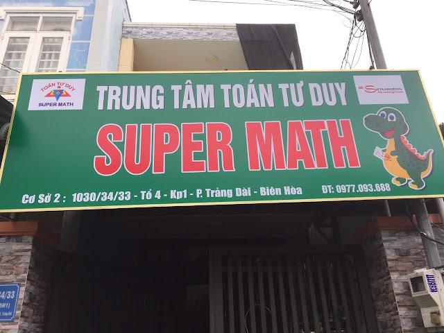 khai giảng toán tư duy soroban tại Trảng Dài Biên Hòa