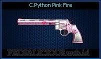 C. Python Pink Fire