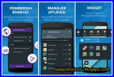 Cleaner Android Yang Ringan