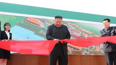 Kim Jong Un Muncul Kembali