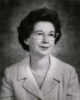 Headshot of Beverly Cleary