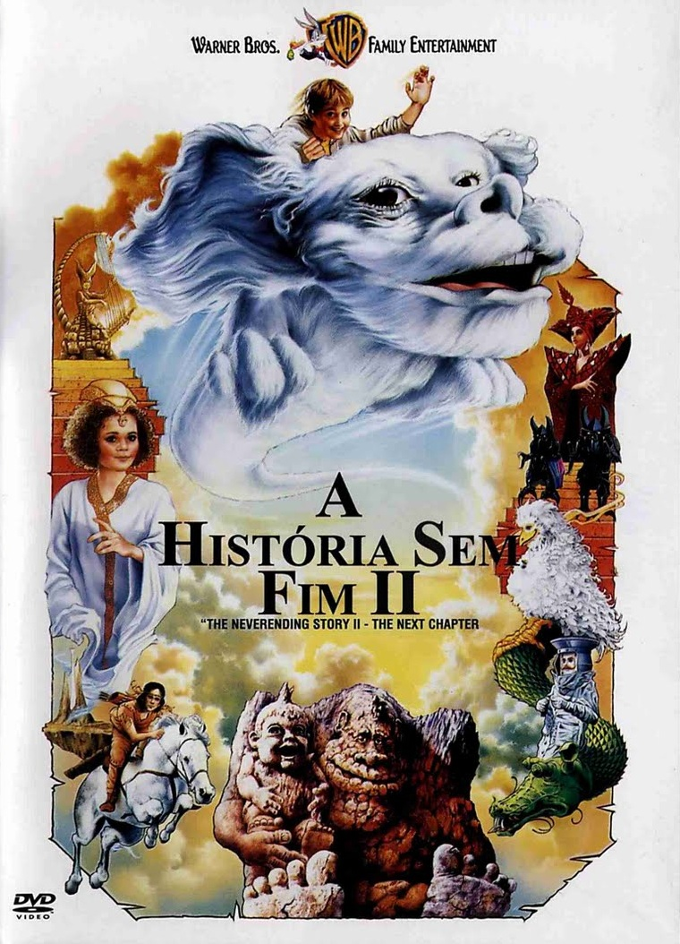 Poster do filme A História Sem Fim