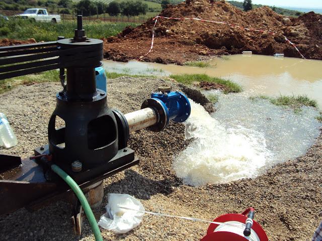 Από τις 9.000 γεωτρήσεις στην Αργολίδα μόνο στο 30% έχουν ολοκληρωθεί οι δηλώσεις για αγροτικό τιμολόγιο