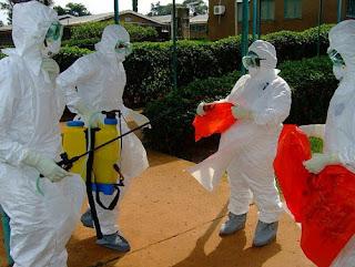 equipe da oms ebola