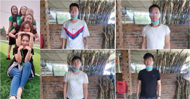 Cô gái Việt Nam tiếp tay cho 4 người Trung Quốc trèo tường rào bỏ trốn khỏi khu cách ly là ai ?