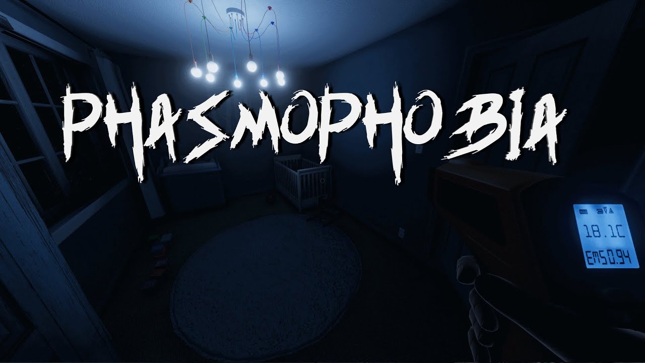 phasmophobia beta patch notes