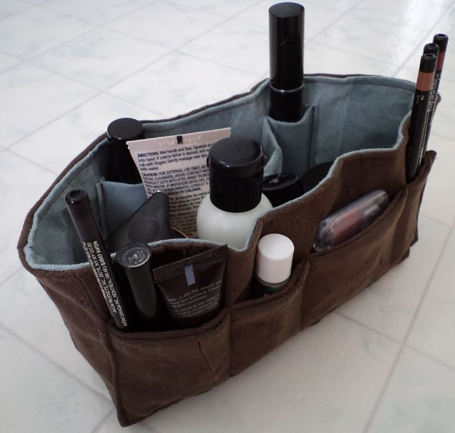 Crafty Cosmetics Caddy by eSheep Designs