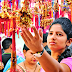 रक्षाबंधन पर रंगबिरंगे राखियों से सजा हजारीबाग का बाजार