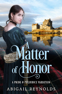 Book cover: A Matter of Honor by Abigail Reynolds