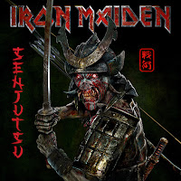 Iron Maiden - Senjutsu - recenzja