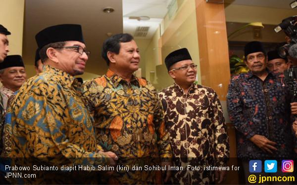 Jika Prabowo – Habib Salim, Hasil Pilpres Gampang Ditebak