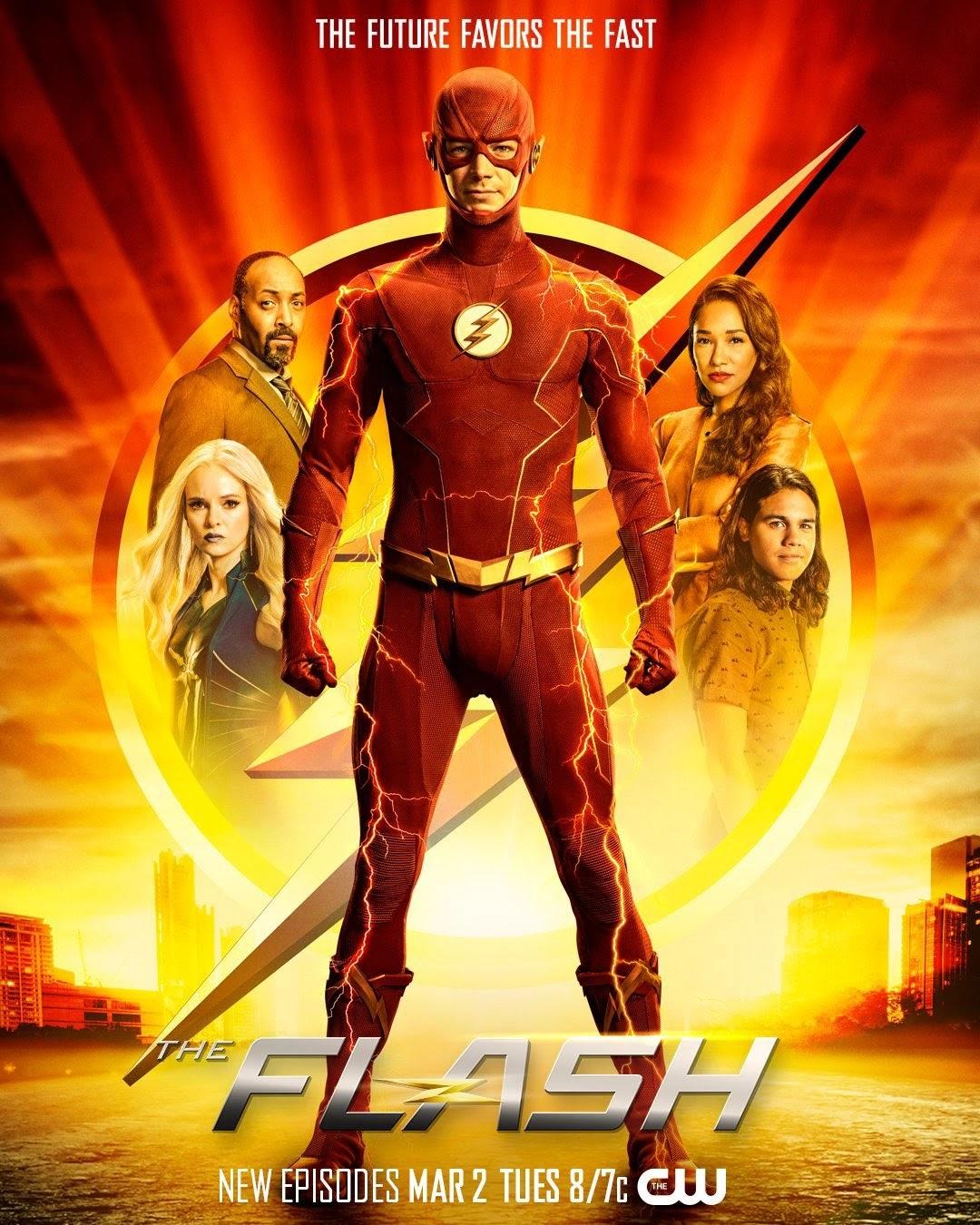 The Flash 7×8 Subtitulado 720p