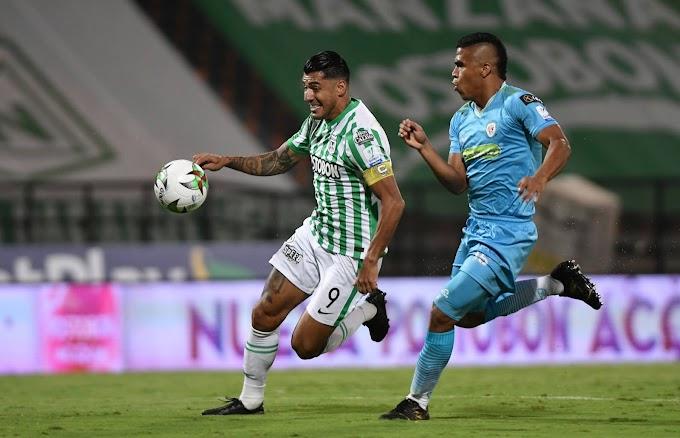 ¡No hay quién lo pare! Atlético Nacional goleó a Jaguares y recuperó el liderato de la Liga BetPlay 1 2021