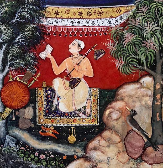 MusicRepublic INDIA – INDE  Bhimsen Joshi – His Master's Voice – ECLP 2264