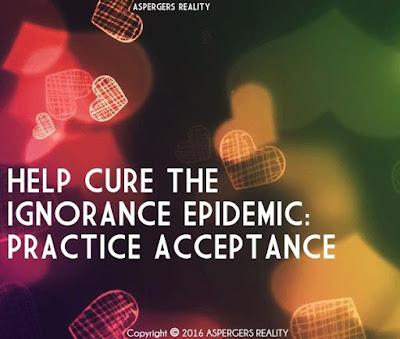 Obrázek s nápisem: Pomoz vyléčit epidemii bezohlednosti - praktikuj toleranci