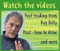 Shortcut link to Bug Belly videos of Paul Morton drawing