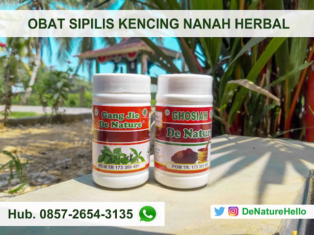 Obat Kencing Nanah atau Gonore De Nature