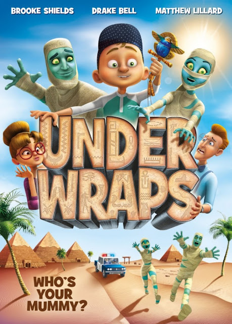Under Wraps (2014) ταινιες online seires xrysoi greek subs