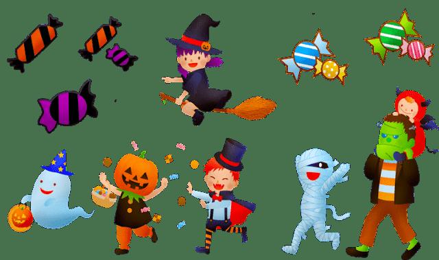 Kanak-Kanak dan Halloween