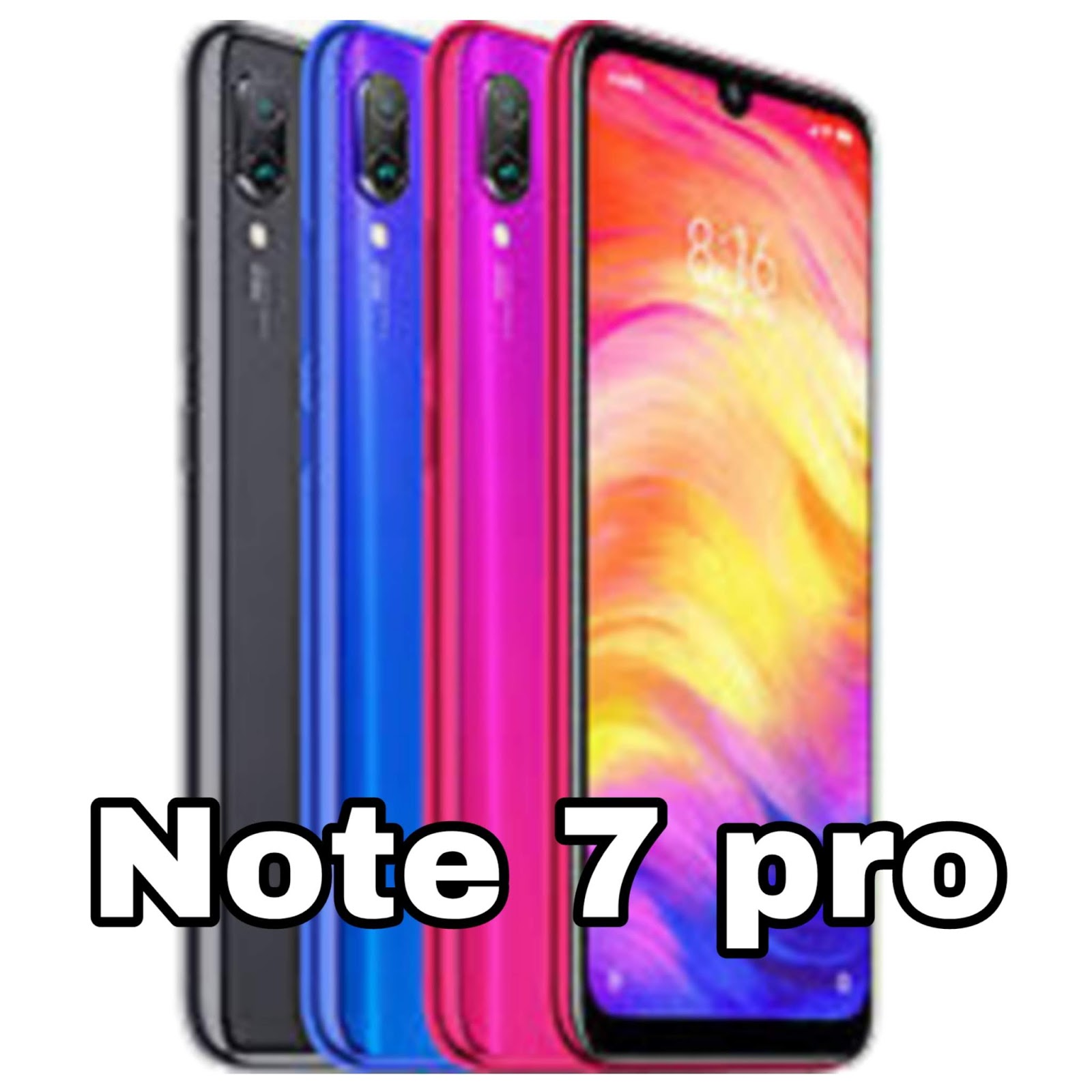 Redmi Note 7 Pro Performance, Camera and Battery Life review