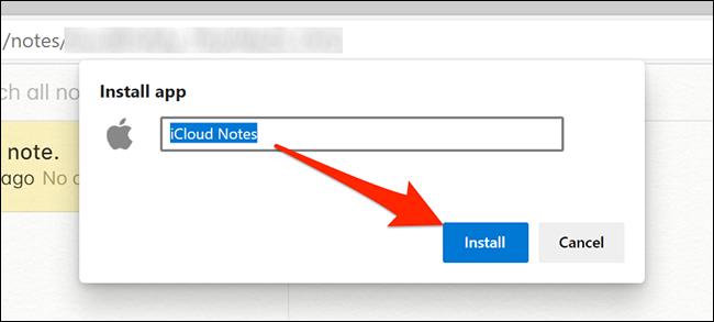 قم بتثبيت تطبيق Notes في Edge