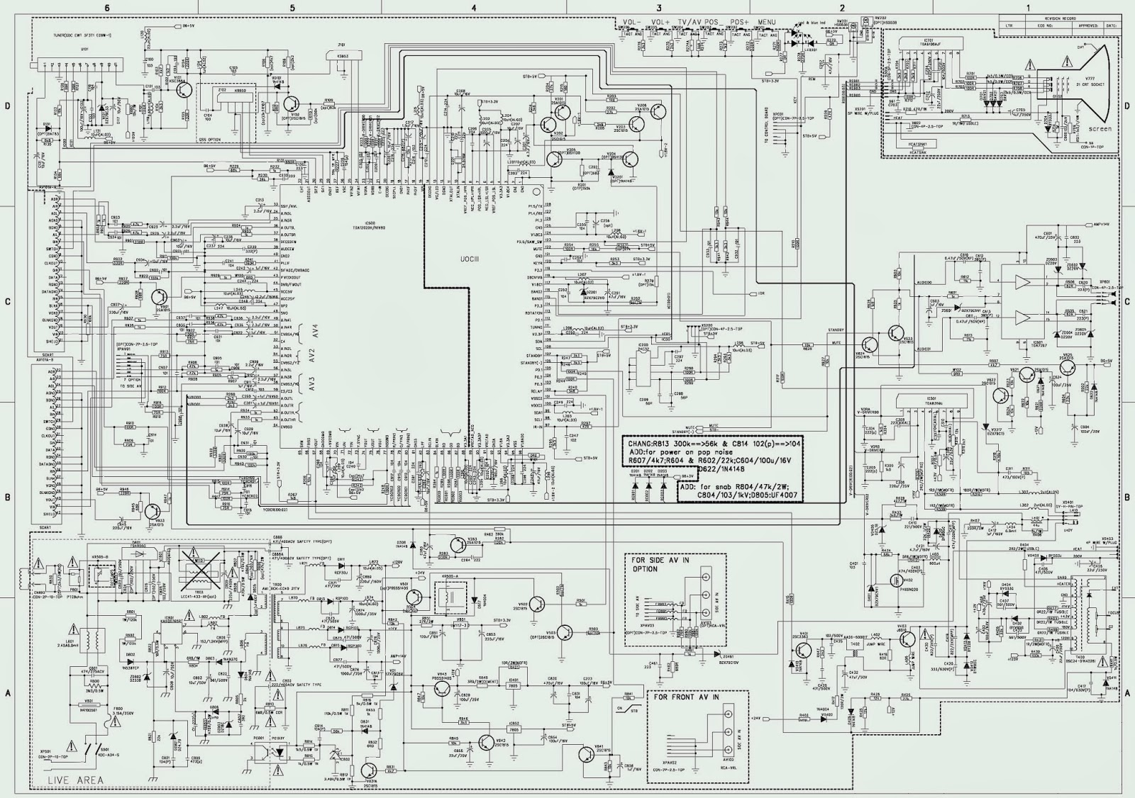 videocon bazoomba tv circuit diagram pdf