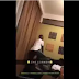 The Super Eagle Players Iheanacho And Awaziem Dance To The Viral 'One Corner' Dance Song