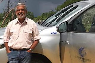 Repórter Zé Raimundo deixa TV Bahia após 31 anos de casa