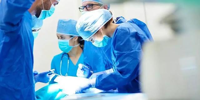 Kesehatan Tubuh Pasca Operasi