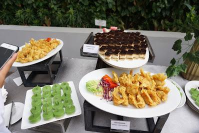 snacking time di harper hotel