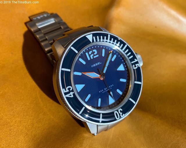 Hemel Hydroendurance HD1 Blue