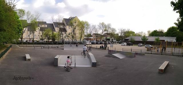 Skatepark Lagny