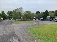 Beagle Bus at Ivy's cove RV retreat