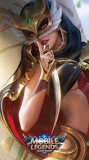 Natalia Phantom Dancer Heroes Assassin of Skins Rework