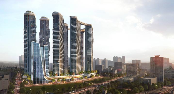 현대건설, '범천1-1구역' 도시환경정비사업 시공권 확보