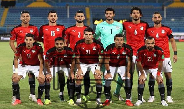 قائمة منتخب مصر واسماء المستبعدين في المباراة مصر وليبيا
