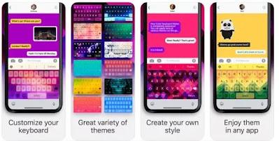 أفضل تطبيق كيبورد لأجهزة iPhone و iPad