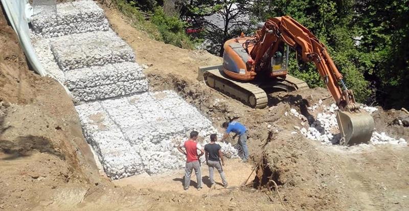 Ενισχύει την αντιπλημμυρική προστασία σε Γελάνθη και Μουζάκι η Περιφέρεια Θεσσαλίας