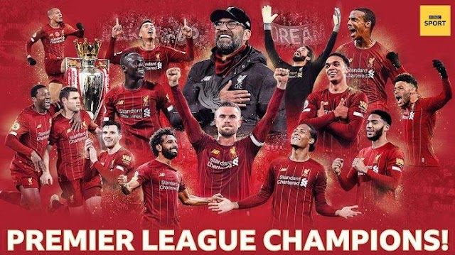 Klasemen akhir liga Inggris 2020, Red Devil Kembali Ke Liga Champions