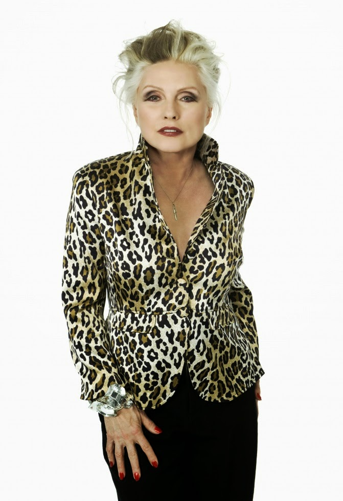 Lotta de Luxe: Style Icon: Debbie Harry 4(0) Ever