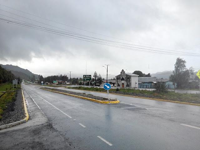 Población de La Junta, Chile